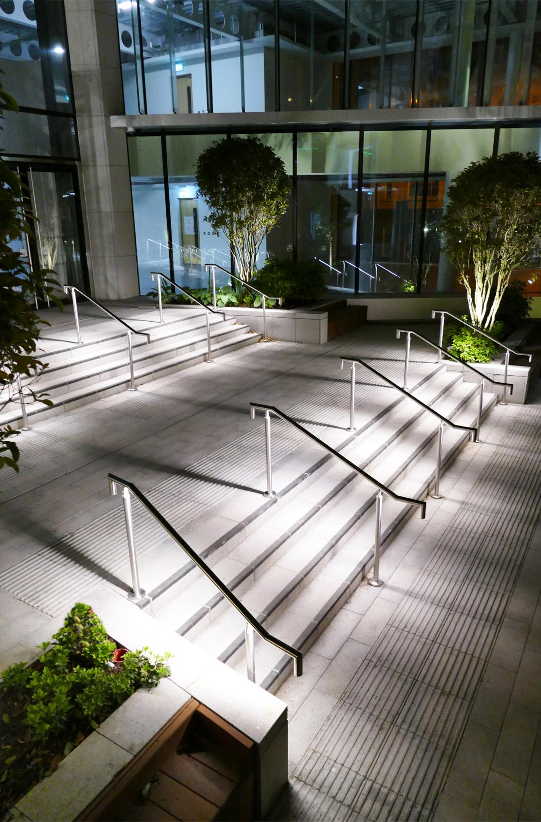 Liniled Handrail Installation