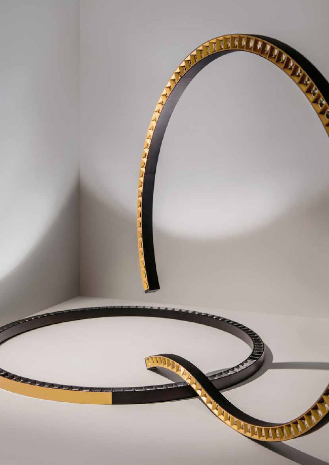 Delta Light Inform - Curved Modular Lighting System