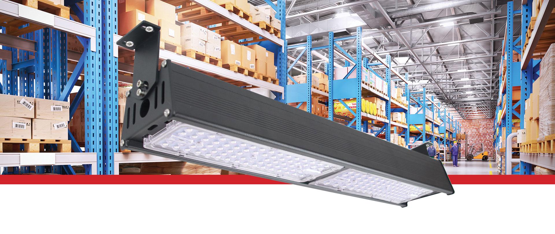 Linear LED Highbay