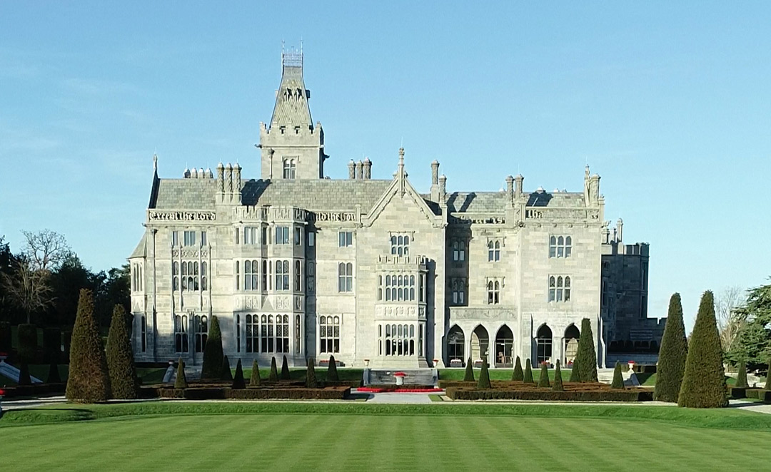 Adare Manor Lighting Project