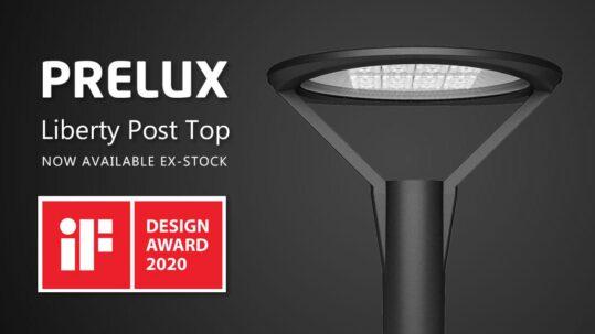 Prelux Liberty LED Post Top
