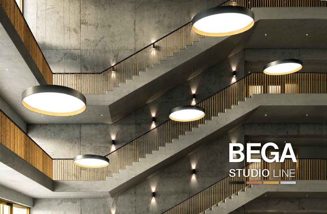 Bega Studioline from ECI Lighting