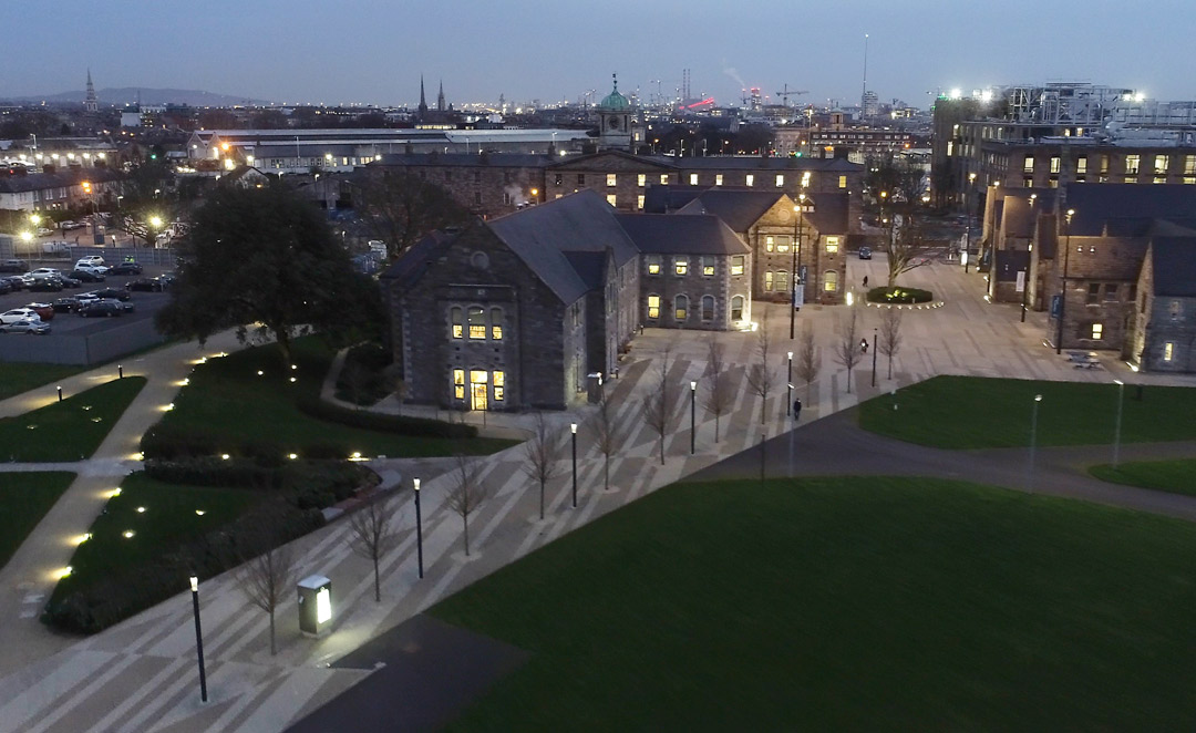 Bega Lighting at TU Dublin Grangegorman Campus