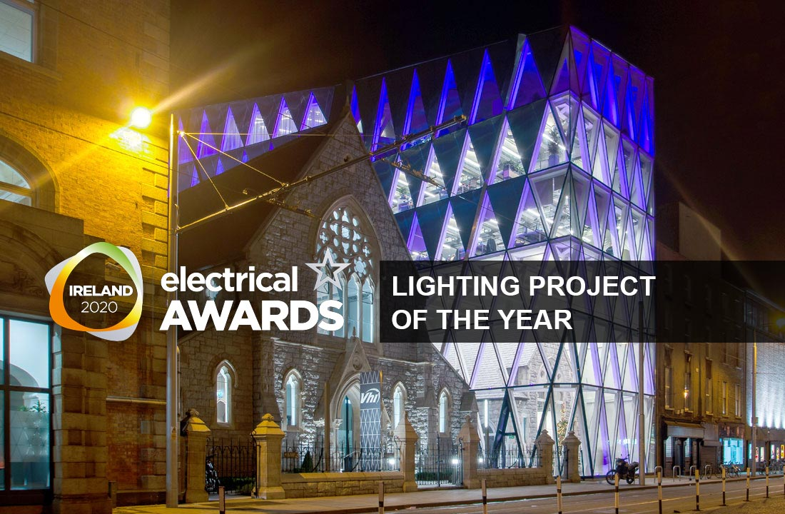 ECI Wins the 2020 Lighting Project of the Year