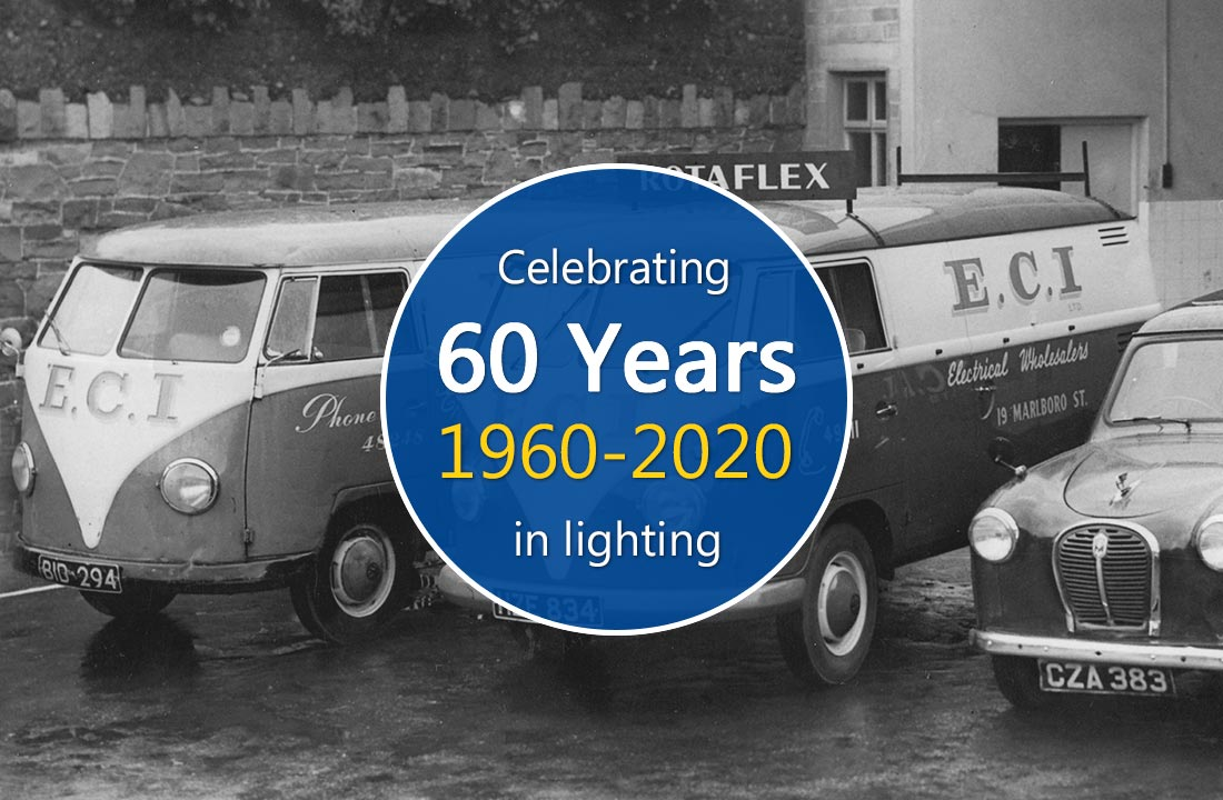 ECI Lighting Celebrates 60 Years in Business
