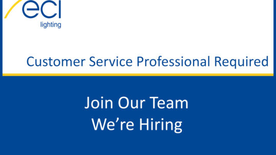 Customer Service Professional Required