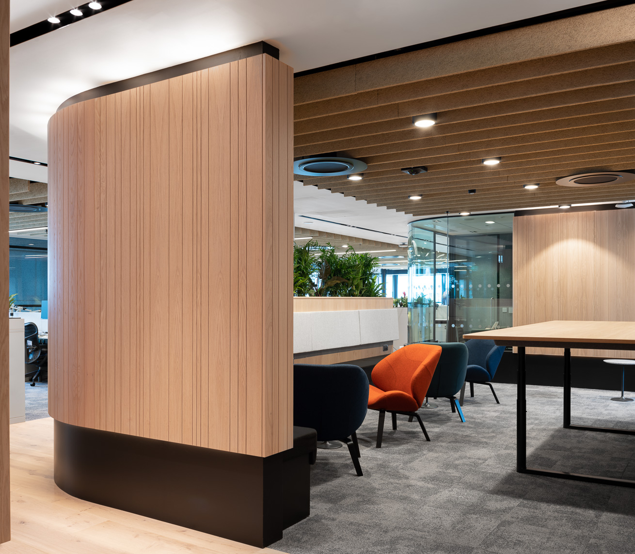 Vanguard Offices Project using Roxo Eleex