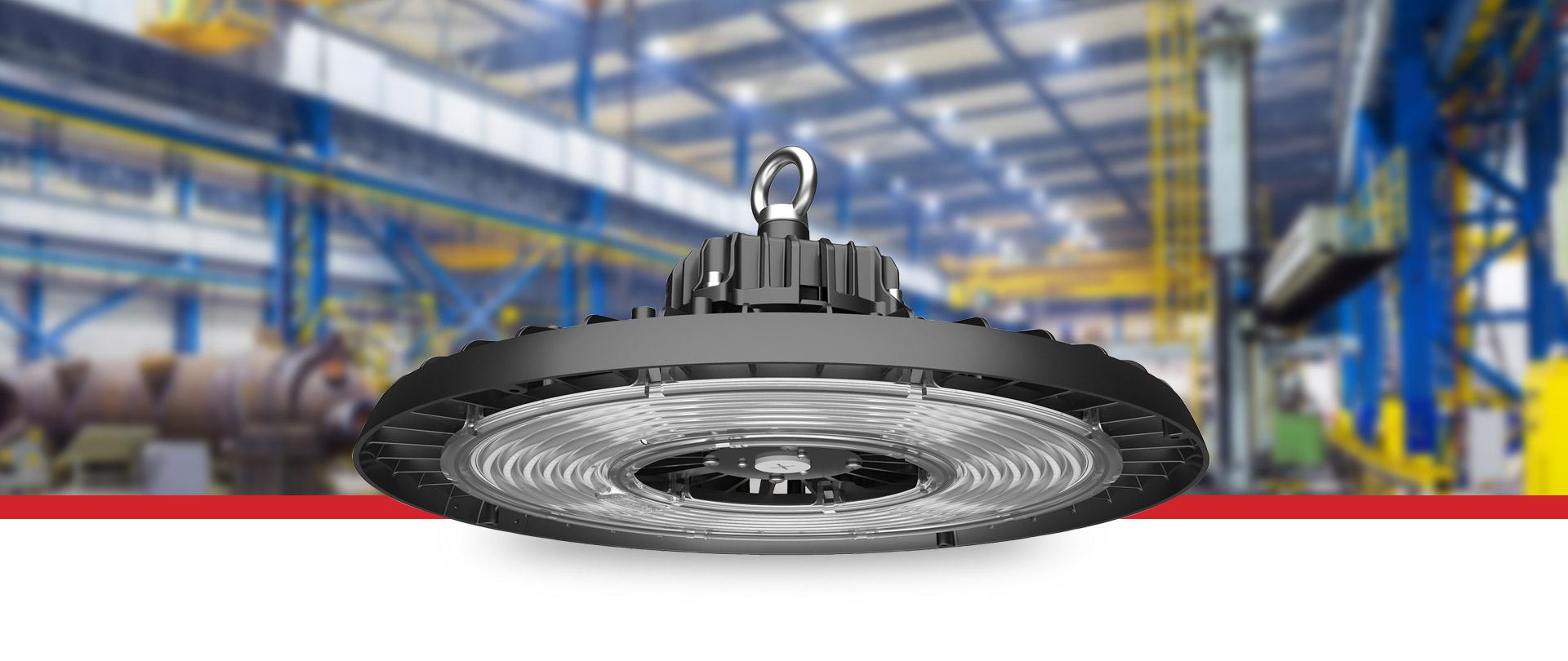 Prelux Saturn Multi Power LED Highbay