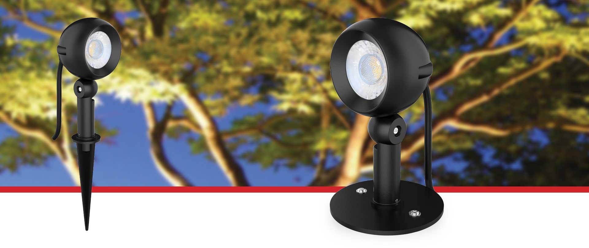Prelux Holly II Garden Spike /Surface LED Lighting Fitting