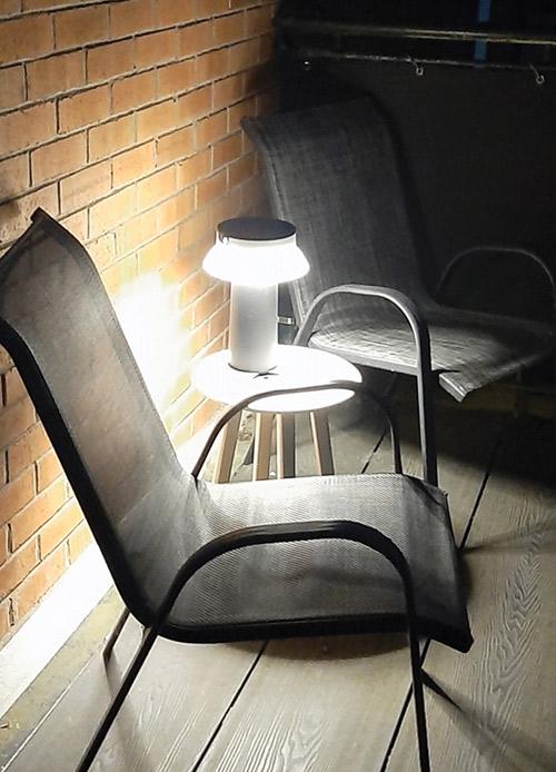 Fumagalli Felice Solar LED Bollard
