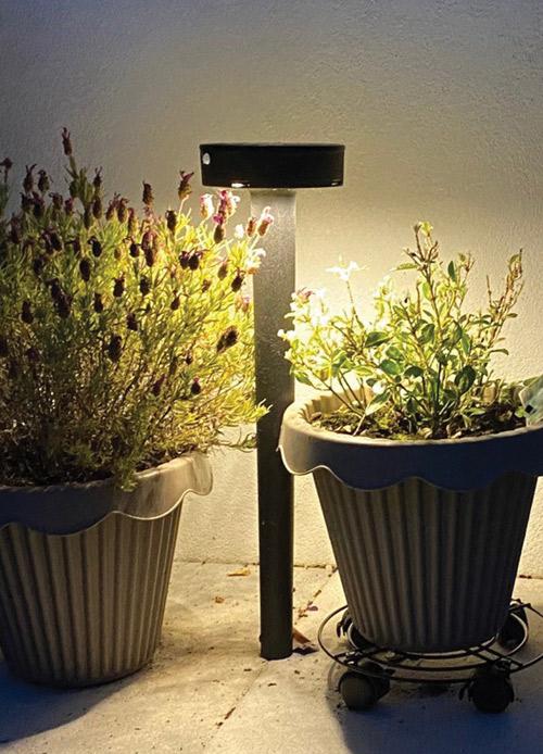 Fumagalli Fiorina Solar LED Bollard