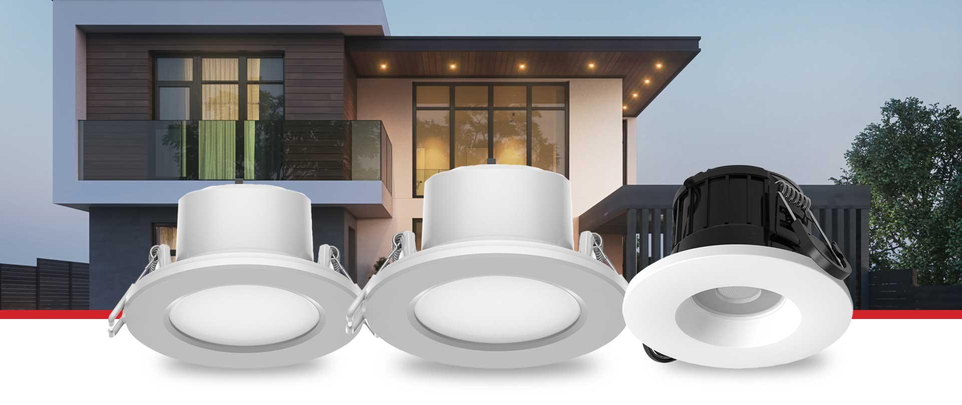 Prelux Monza II LED Downlight